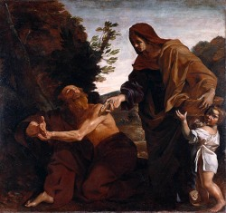 Elijah And The Widow Woman http://deaconsteve.wordpress.com/2006/11/12/32nd-sunday-in-ordinary-time-year-b/